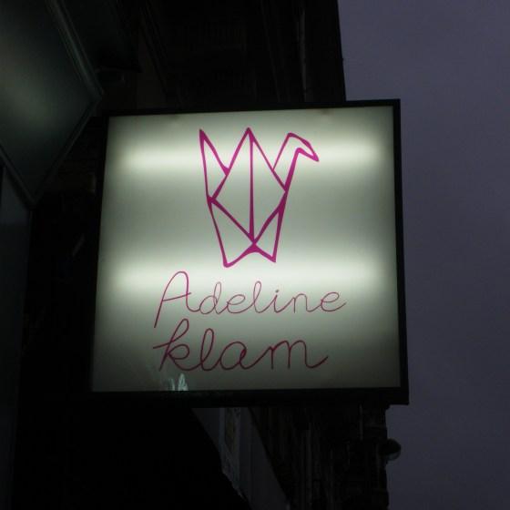 Adeline Klam Et Voilà Coralie